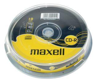 CD-R 700MB XL 52X 10 na osi