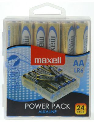 Baterija AA (LR6), 24 kos, alkalne