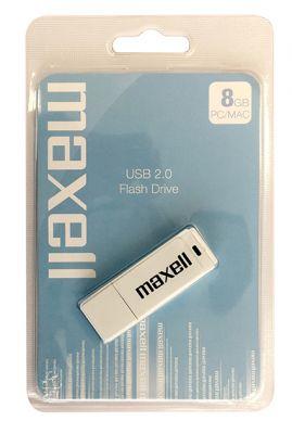 USB ključ   8GB bel 2.0