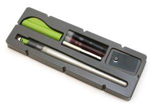 Nalivno pero PARALLEL PEN FP3-38, zeleno