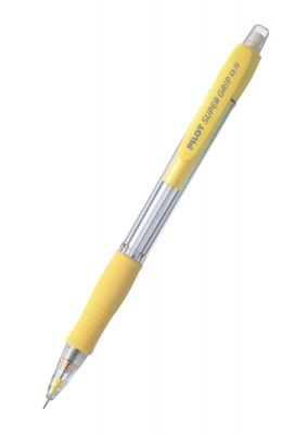 Tehnični svinčnik SUPER GRIP, rumen