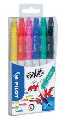 Flomaster Frixion Colors set 6