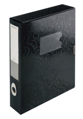Škatla za dokumente Tai Chi, črna