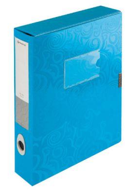 Škatla za dokumente Tai Chi, modra