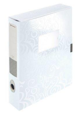 Škatla za dokumente Tai Chi, bela