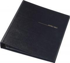 Album za 400 vizitk, modra